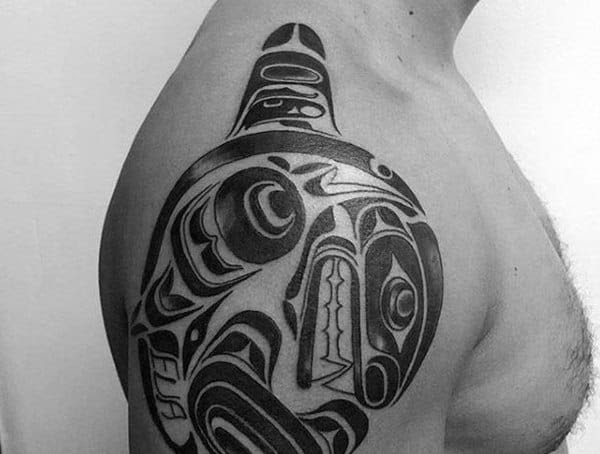 Top 15 Best Places To Get A Tattoo For Men Masculine Body Art