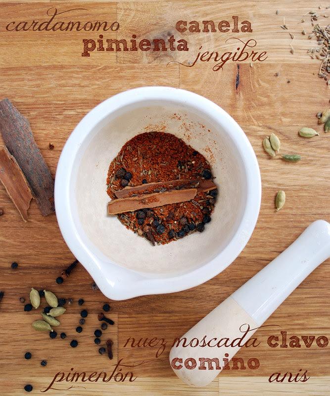especias spices textweb