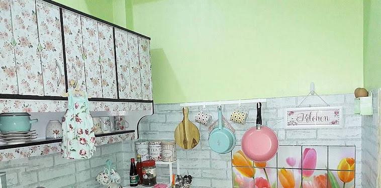 Dekorasi Desain Dapur Jongkok Terbaru