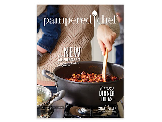 TPC Guest Landing | Pampered Chef US Site
