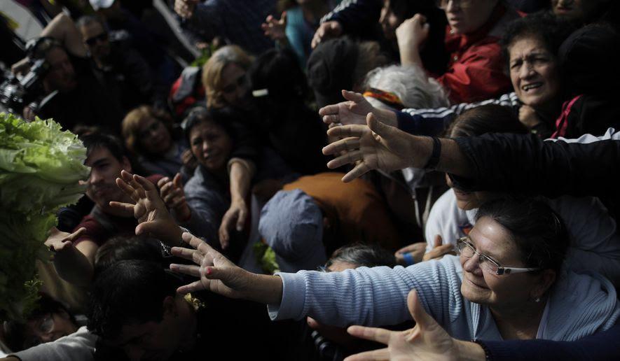 APTOPIX_Argentina_Protest_86535