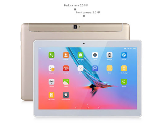 VOYO Q101 4G 10.1 inch tablet now available 50% off