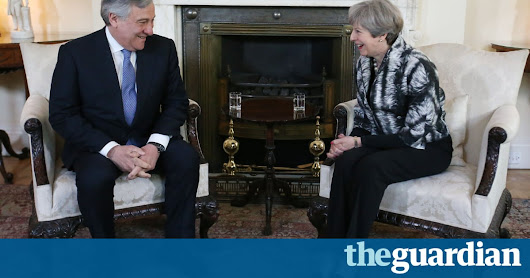 EU leader: UK would be welcomed back if voters overturn Brexit | Politics | The Guardian
