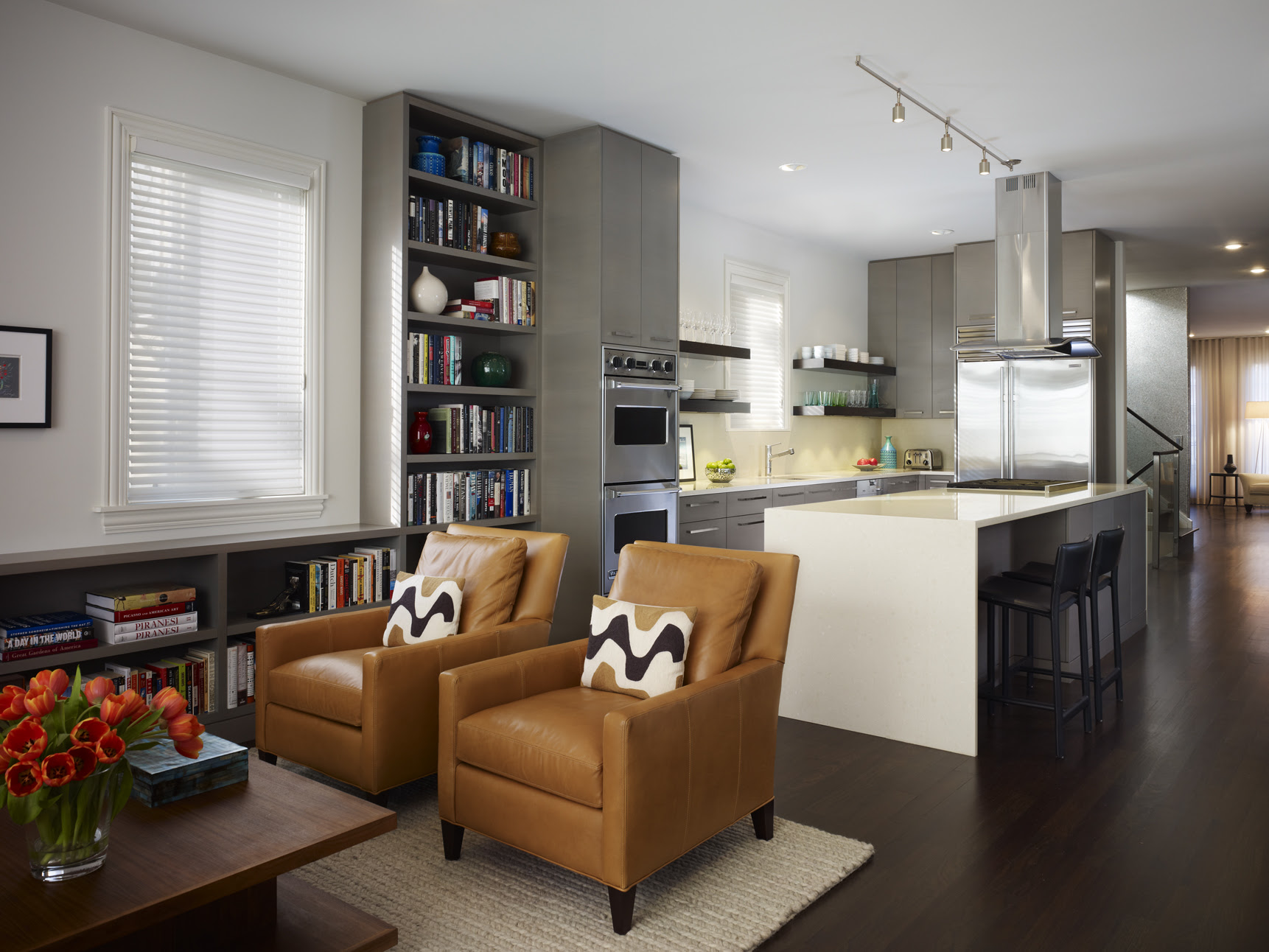 Modern Living Room Design: Breaking with One Past and ...