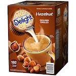International Delight Liquid Creamer, Hazelnut, 192-count