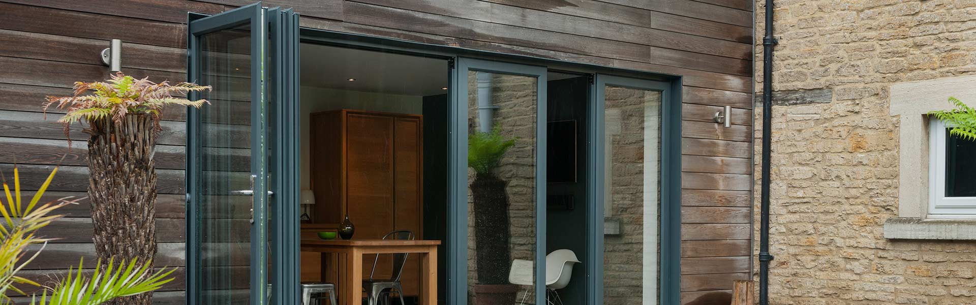 New Invisifold Doors From Perfect Windows Kent Ltd