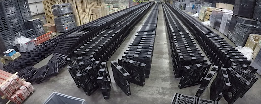 New Guinness World Record Set for Plastic Pallet Toppling - Supply Chain 24/7