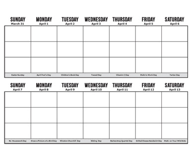 free two week calendar template 2 week printable calendar free two weeks blog calendar dream a little bigger 11 evVlCE