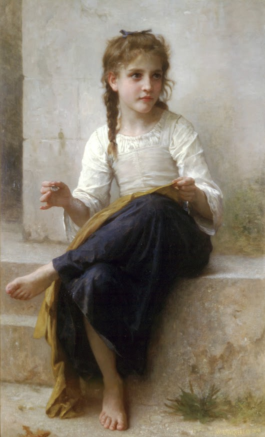 Soul into paintings — William Adolphe Bouguereau (1825-1905) The...