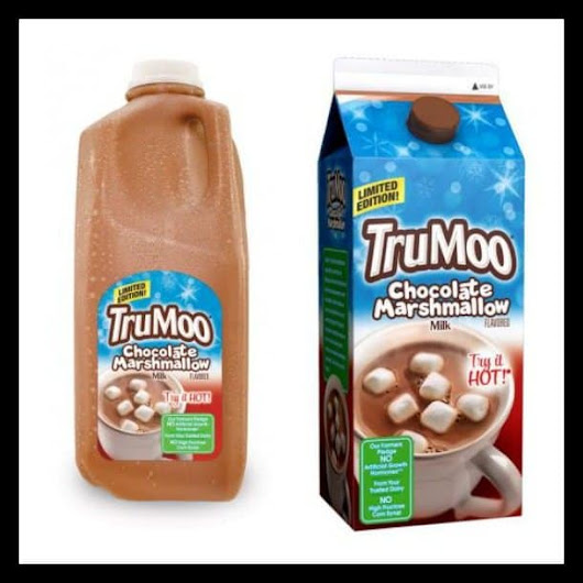 TruMoo Chocolate Marshmallow Milk + $500 Target Gift Card Giveaway - Saving You Dinero