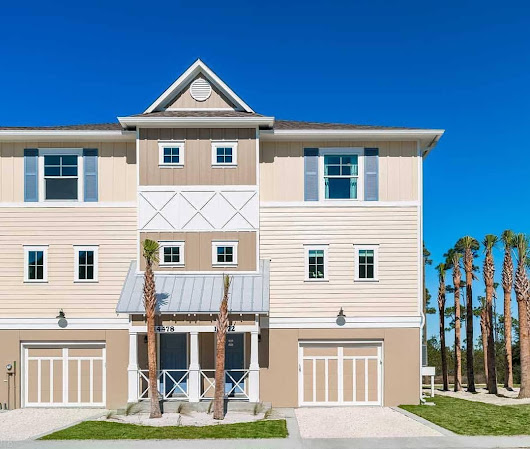 U.S. Beaches — 2BR/2.5BA Townhouse For Sale at Lost Key Golf &...