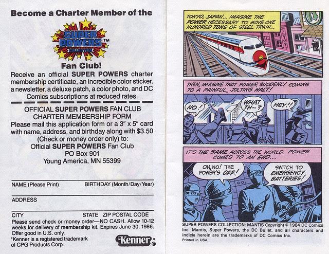 Super Powers - Mantis - 01