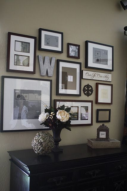 photo wall ??