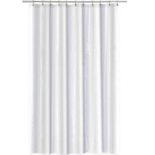 Splash Home Shower Curtains White