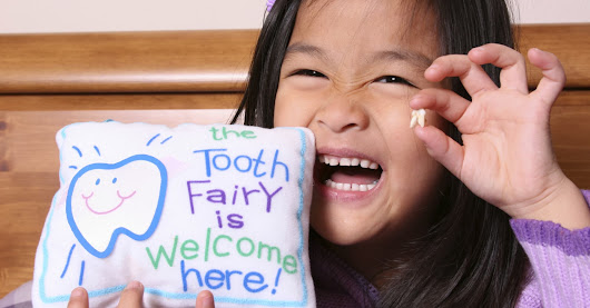 Tooth fairy index: Baby teeth value up 25 percent