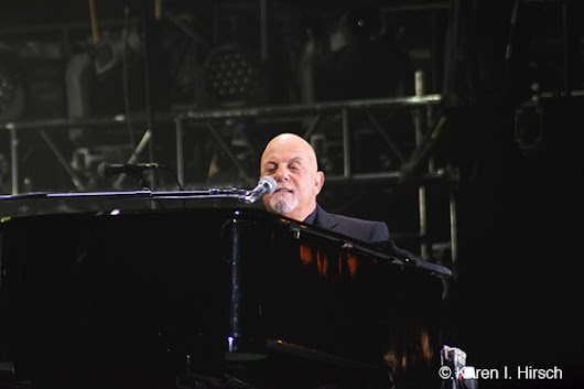 Billy Joel at Wrigley Field