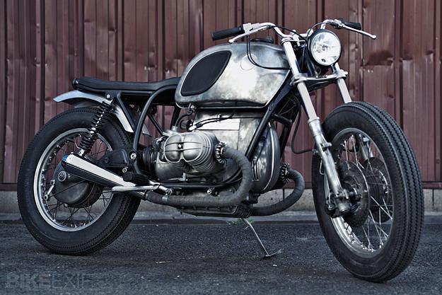 BMW R75 custom
