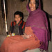 Gujjar woman and child