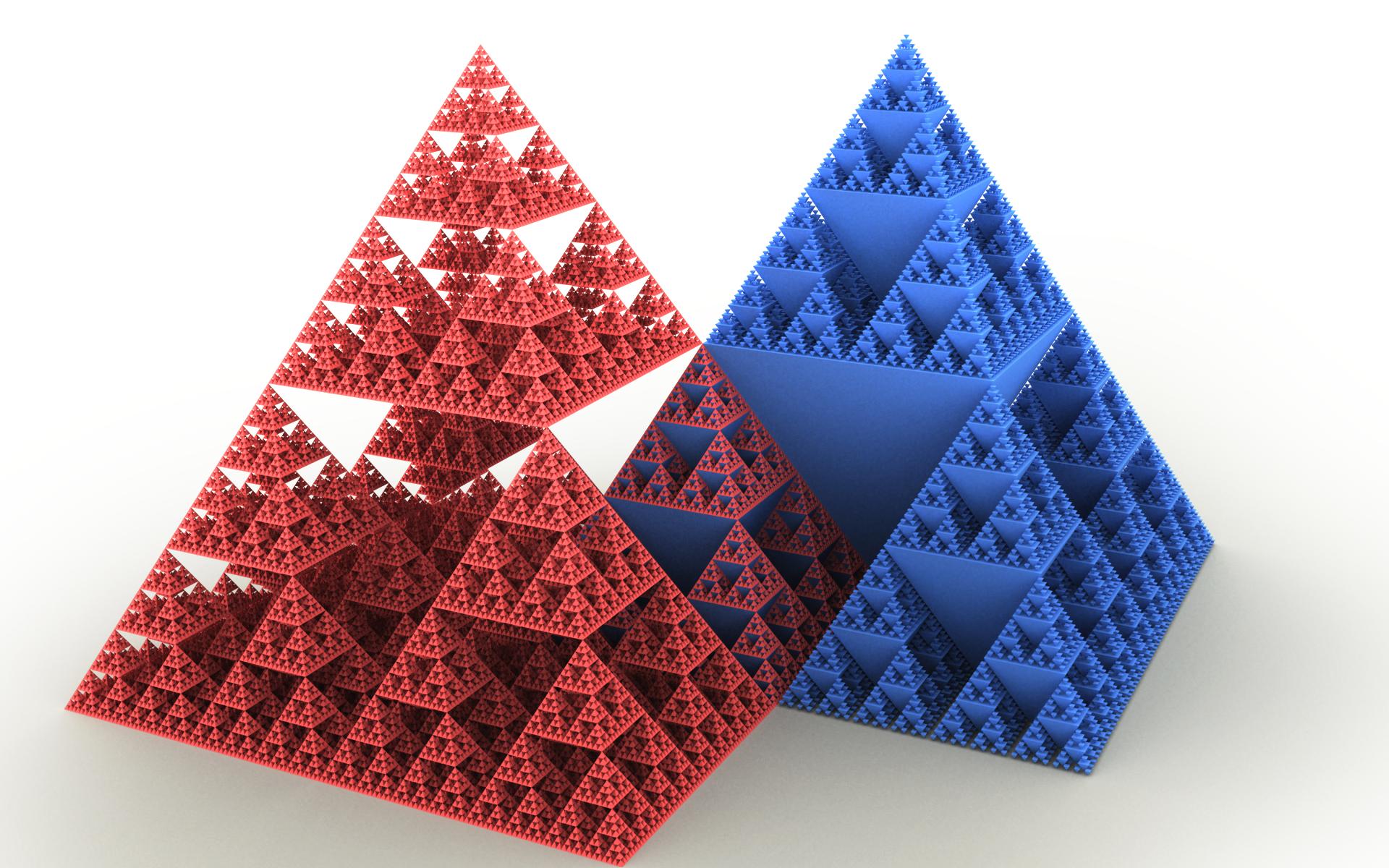 Triángulo Fractal