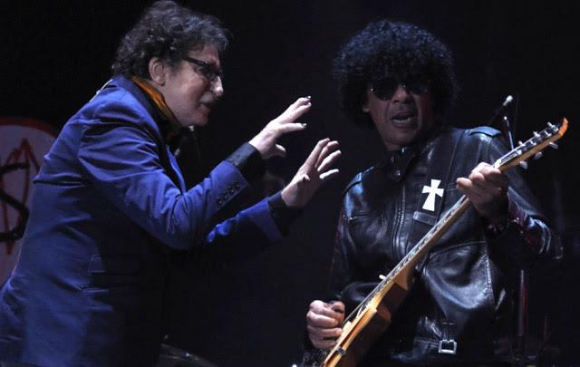 """Charly García creó su propia empresa musical, que se llama """"T Go Be"""""""