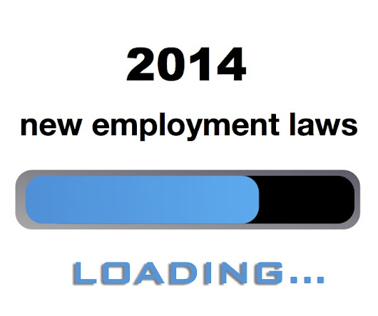 What are the new Employment Laws for 2014? - The Legal Partners