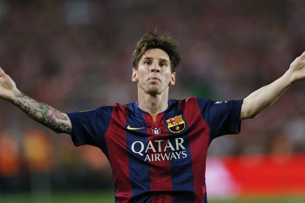 Messi-Bacelona