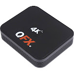 QFX Android TV Box & WiFi Wireless Router (ABX-12 / ABX12)