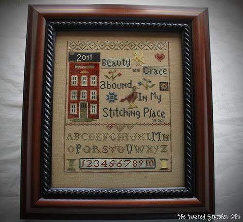 My Stitching Place w signature