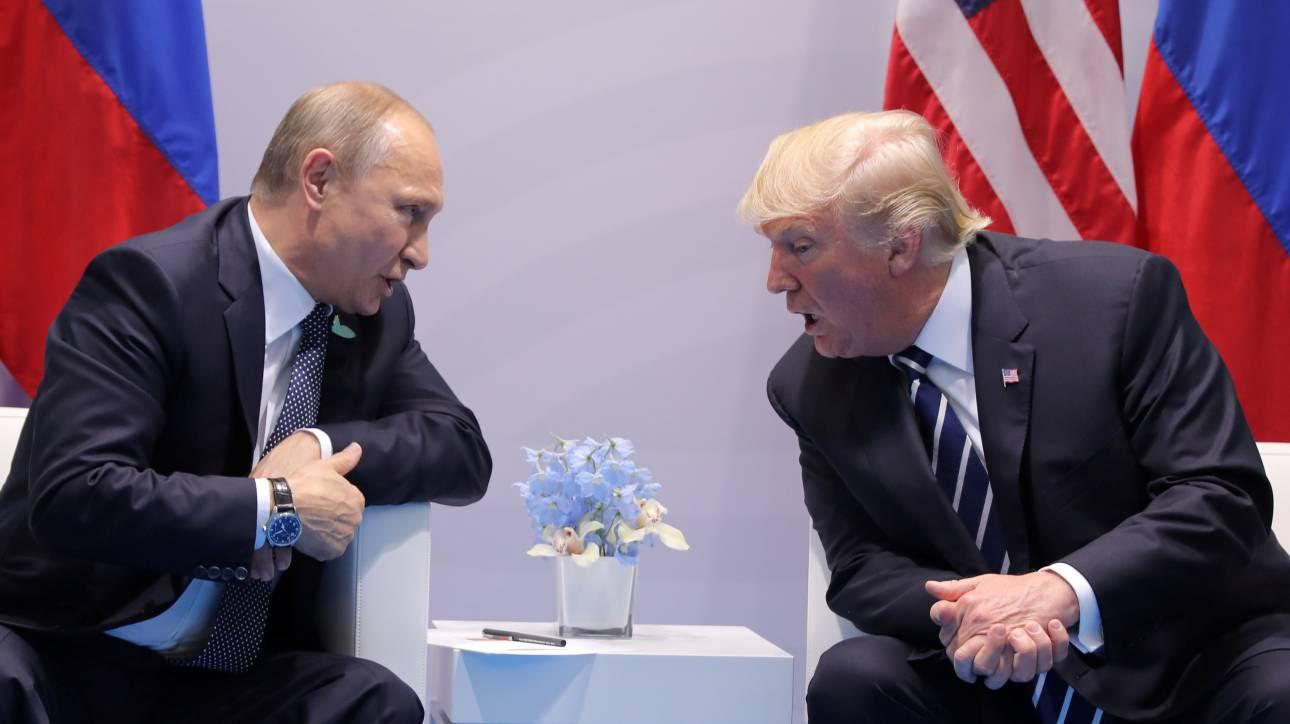 Με «απελάσεις» και κατασχέσεις απαντά η Ρωσία στις κυρώσεις των ΗΠΑ