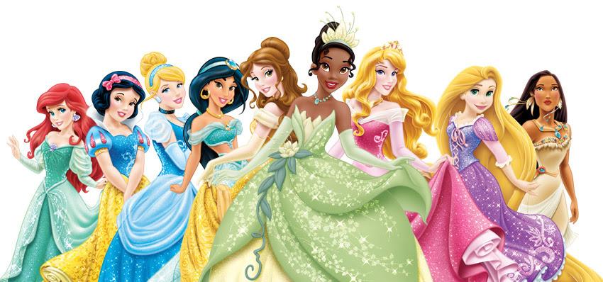Disney Princesses - Sorted into Hogwarts