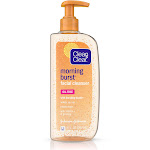 Clean & Clear Morning Burst Facial Cleanser, 8 Fl. Oz