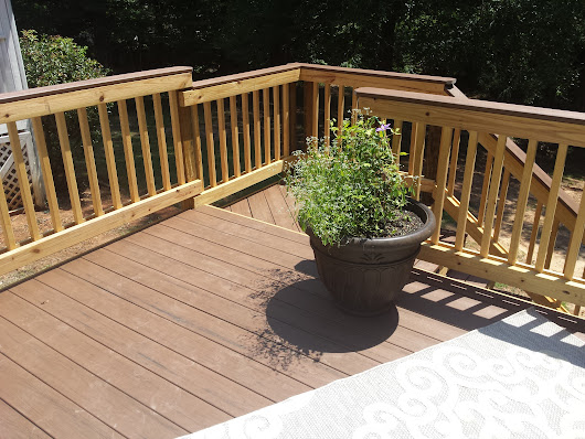 "Our recent TimberTech redeck in Macon, GA, leaves ""room to grow"" 