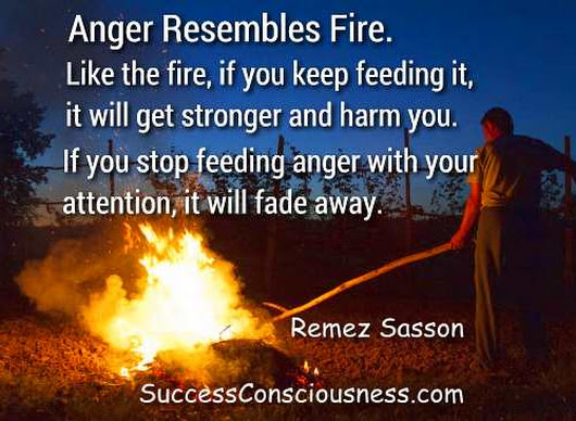 How to Let Go of Anger, Resentment and Hurt Feelings