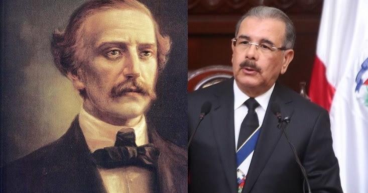 """En día de Duarte, Medina llama a """"luchar por la supervivencia de la Nación"""""""