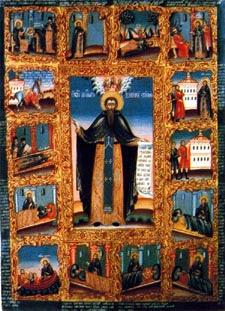 ST. PHILIP, the Abbot of Irap