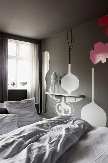 La chambre grise l 39 l gance et la simplicit en 5 photos for Chambre de l assurance