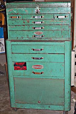 Old Craftsman Tool Boxes