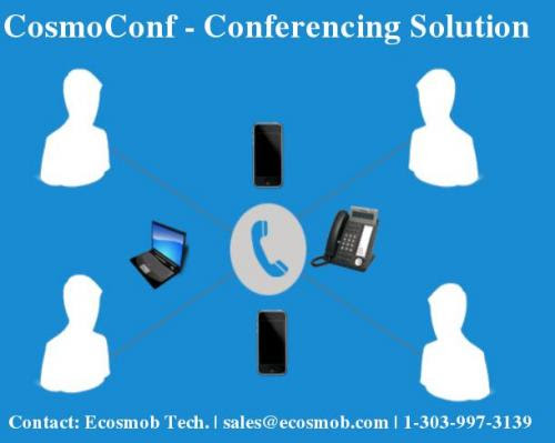 Conferencing Solution, Especially For Small To Large Businesses by Ash Vyas