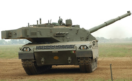 C1 Ariete – the Italian MBT for the 21st Century
