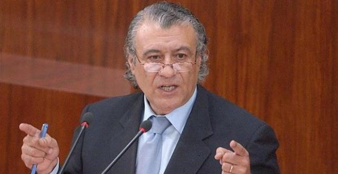 El diputado del PP en la Asamblea de Madrid Jesús Fermosel.-EFE