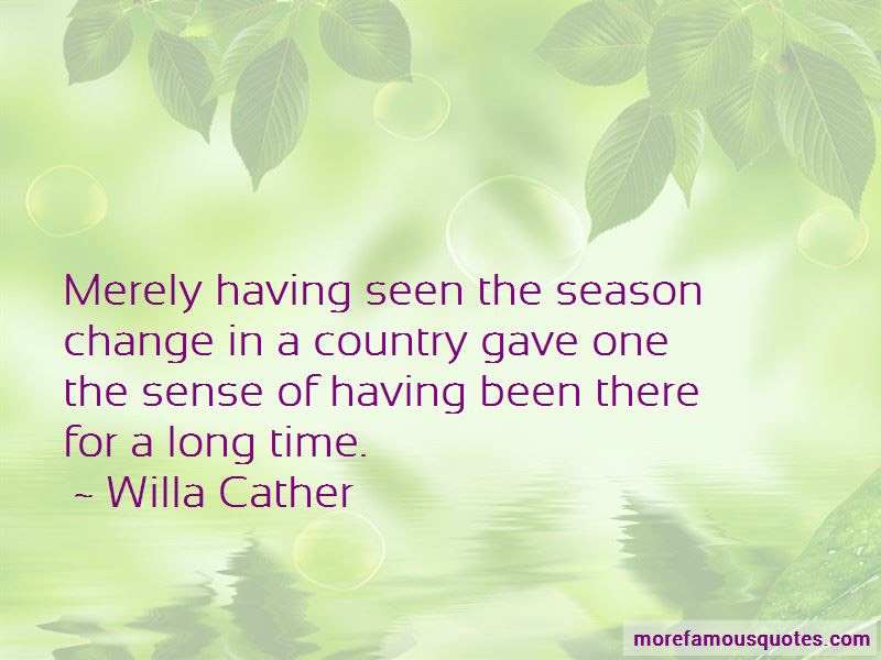Quotes About Season Change Top 43 Season Change Quotes From Famous