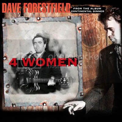 DAVE FORESTFIELD - 4 WOMEN