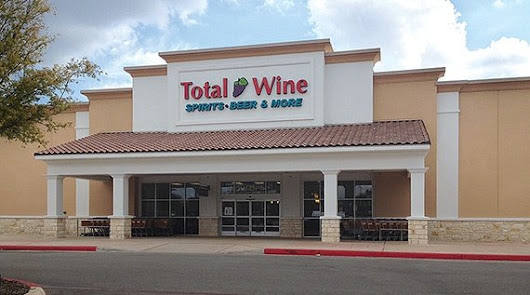 Liquor Store - San Antonio (The Rim), TX | Total Wine & More