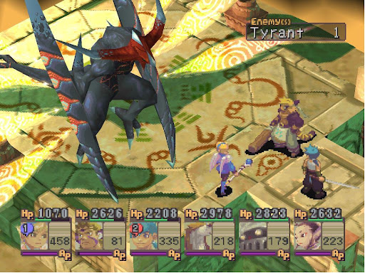 Breath of Fire IV For PC Download Fee