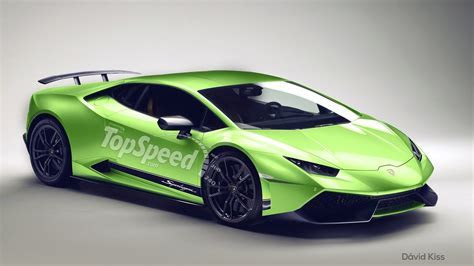 "Lamborghini Trademarks ""Huracan Performante"" News   Top Speed"