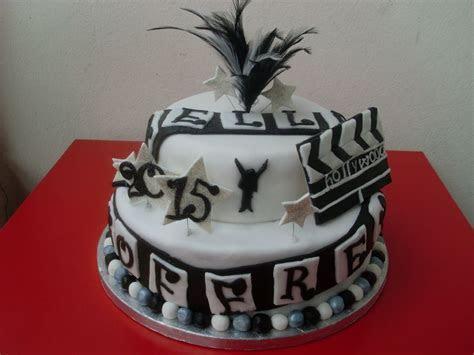 Gâteau Hollywood / Michael Jackson   Julia's Wedding Cakes