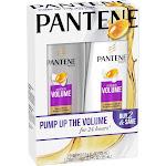 Pantene Pro-V Sheer Volume Shampoo and Conditioner Set - 2 pack, 12 fl oz bottles