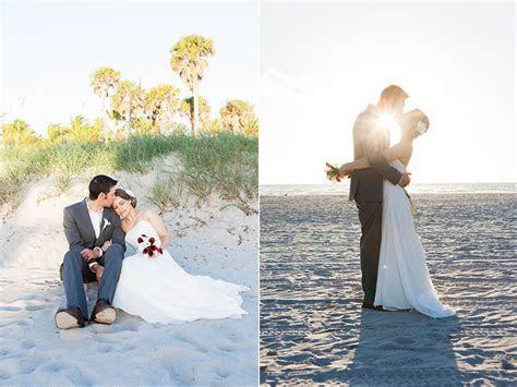 Eloping in Miami. Sunrise beach wedding at Crandon Park in