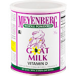 Meyenberg Powdered Goat Milk, Vitamin D - 12 oz can
