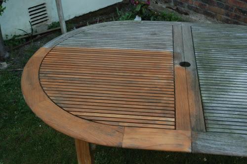 Awesome Comment Nettoyer Une Table De Jardin En Bois Exotique Photos ...